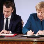 Almanya ile Fransa Arasında Yeni İş Birliği Anlaşması İmzalandı