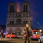 Alman Aşırı Sağcılardan Notre Dame Üzerinden İslama Saldırı