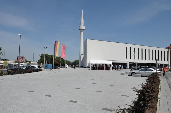 Cami meydanı