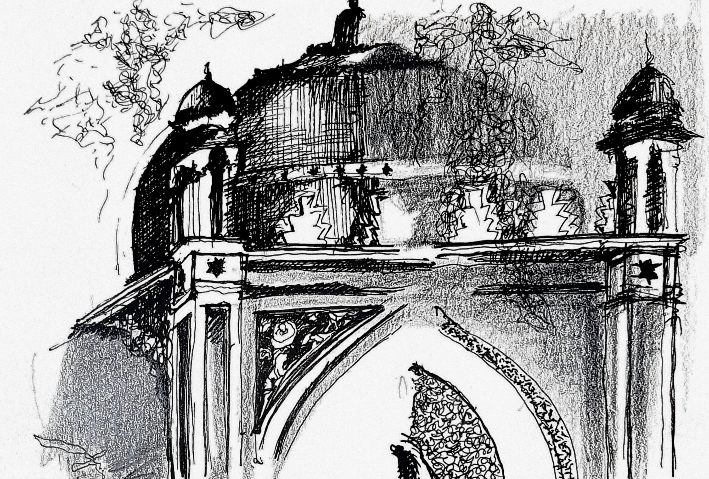 Cami Mimarisi Işığında Gayrimüslim Mimarlar