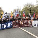 """Fransa'da Aşırı Sağın """"İslam Karşıtı Gösterisi"""" İlgi Görmedi"""