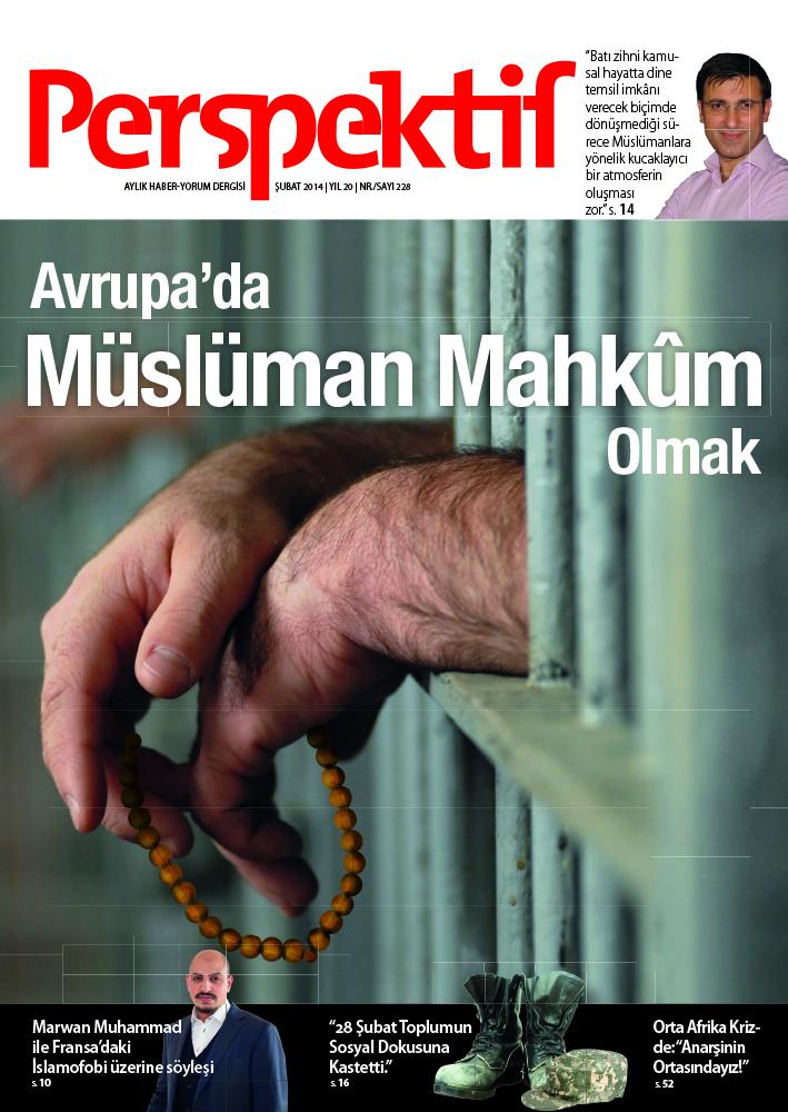 Avrupa'da Müslüman Mahkum Olmak