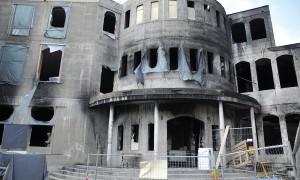 Almanya'da Cami Yangınlarının Handikapı