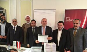 Avusturya'daki İslami Derneklerin İslam Yasası Açıklaması