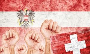 Pegida'nın Avusturya ve İsviçre Ayağı