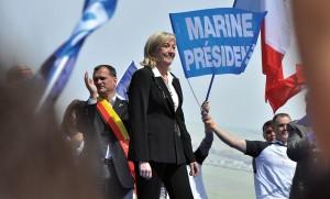 Le Pen'leşen Fransız Laisizmi