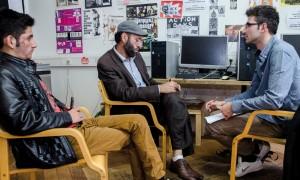 """Avusturya'daki Adalat Khan'a 12 Yıl Sonra Gelen """"Vuslat"""""""