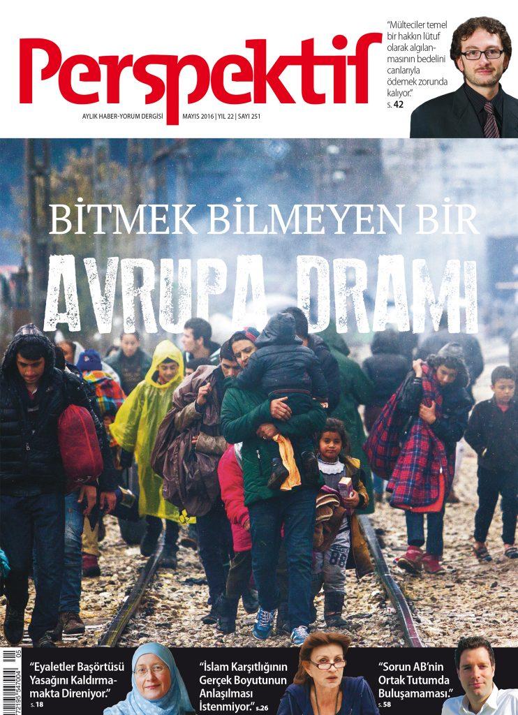 Avrupa'ya Gelen Mülteciler