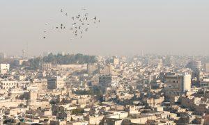 Halep'te Kuşatma Altında Otuz Gün