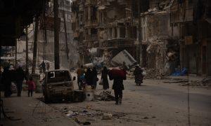 Halep: Özgürlük, Katliam ve Dünyanın  İkiyüzlülüğü