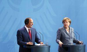 Mısır İle İş Birliği Almanya'nın Temel Değerlerine Ters