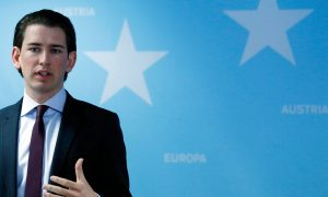 """Kurz'un """"Ben"""" Siyaseti ve Avusturya'nın Geleceği"""