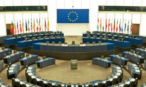 Avrupa Parlamentosu Evsizlere ve Sağlık Personeline Açıldı
