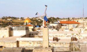 """""""Cephelerin Ardında"""": Filistin'de Direniş Terapiye  Dönüştüğünde"""