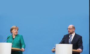 """Almanya'da Büyük Koalisyonun Sözleşmesi: """"Müslümanlar Hâlâ Entegrasyona Talim"""""""
