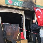 Almanya'da Camilere Bombalı Tehditlerin Ardından Hâlâ Önlem Alınmadı