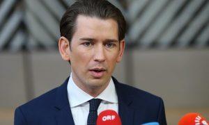 """Kurz'dan AB'ye Eleştiri: """"Brüksel'deki Vesayeti Sonlandırmalıyız"""""""