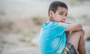 Yunanistan'da Mülteci ÇocuklaraIrkçıSaldırı