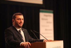 Almanya   IGMG Genel Başkanı Ergün'den Türklere Çifte Sandık Daveti