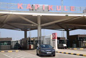 Trafik Cezası Bulunan Yabancı Plakalı Araçlar Yurtdışına Çıkamayacak