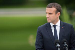 Fransa | Macron: Sığınmacı Sorunu İnsani Ve Etkili Bir Yöntemle Çözülmeli