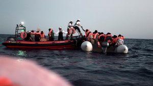 Kaçak Göçmenlere Fransa Sessiz Kalırken Korsika Kucak Açtı