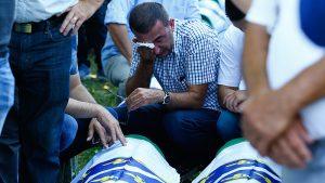 Bosna | Srebrenitsa Soykırımının 23. Yılında Da Göz Yaşları Dinmedi