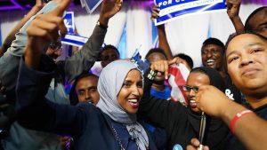 ABD'de Müslüman Kadın Aday Kongre Ön Seçimini Kazandı