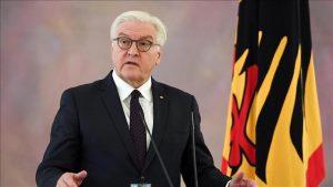 """Steinmeier'dan """"Sömürge Dönemine İlişkin Sorumluluk Üstlenelim"""" Çağrısı"""