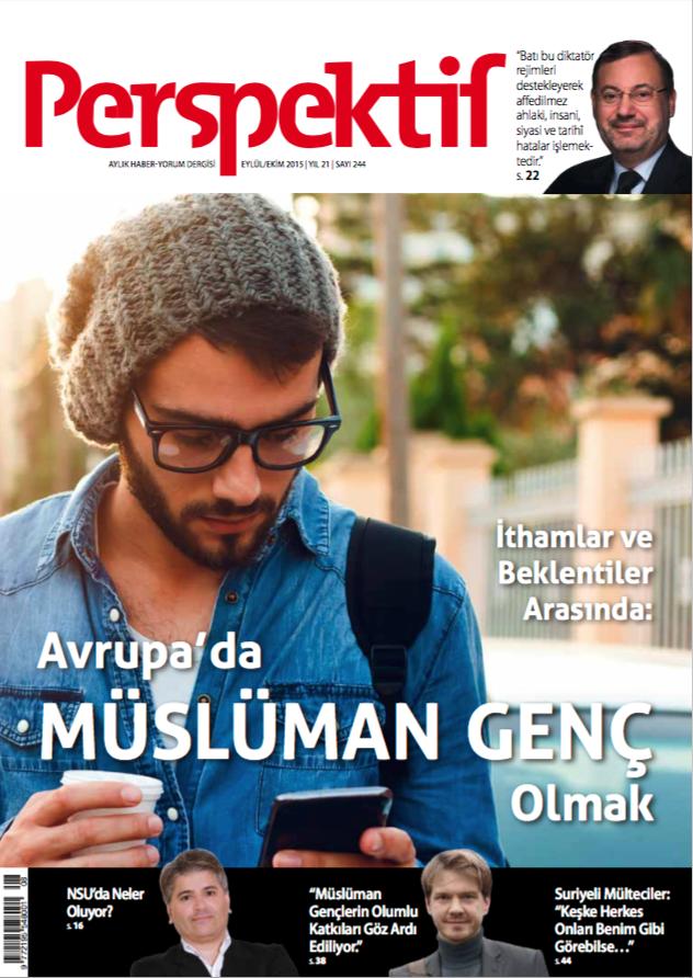 Avrupa'da Müslüman Genç Olmak