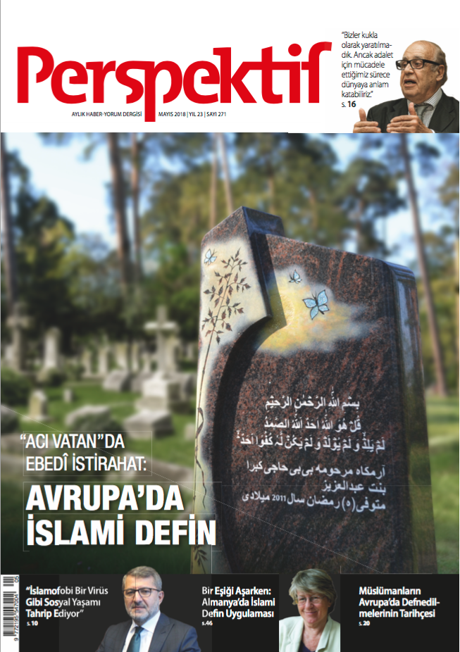 Avrupa'da İslami Defin