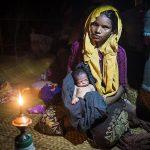 Bangladeş'te Ailelerine Kavuşmak İsteyen Arakanlı Kadınlar Açlık Grevinde