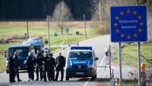 Almanya'dan Sınır Kapatma Kararı