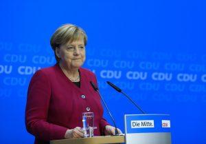 """Merkel: """"Max ya da Muhammed, Herkesin Fırsat Eşitliğine Güvenebilmesi Gerek"""""""