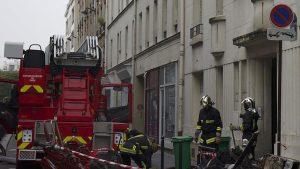 Fransa'daki Yangının Faili Suçunu İtiraf Etti