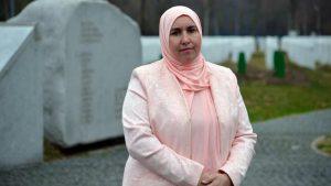 """Begija Smajic: """"Srebrenitsa Çiçeği Kimliğimi Temsil Ediyor"""""""