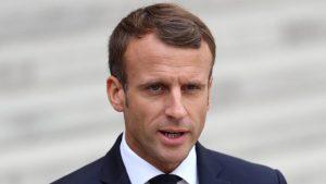 """Macron: """"Sorun Gösterilerle Değil Diyalogla Çözülebilir"""""""