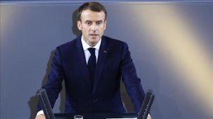 """Macron: """"Irkçılığı, Yahudi Karşıtlığını ve Ayrımcılığı Kabul Etmiyoruz"""""""