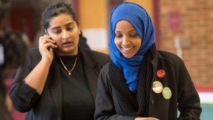 ABD'de Bir İlk: Müslüman Adaylar Temsilciler Meclisi'ne Girmeyi Başardı
