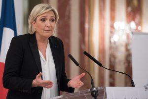 Avrupa Adalet Divanı Le Pen'e Verilen Cezayı Onayladı