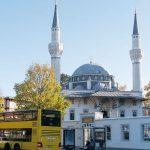 BerlinŞehitlikCamisi'ne Bomba Tehdidi