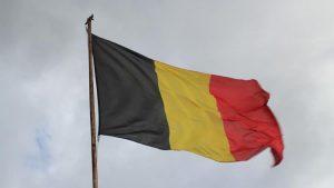 Brüksel'de Sağlık Çalışanlarına Destek Gösterisi