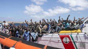 2018'de 4 Bin 476 Kişi Göç Yolculuğunda Hayatını Kaybetti