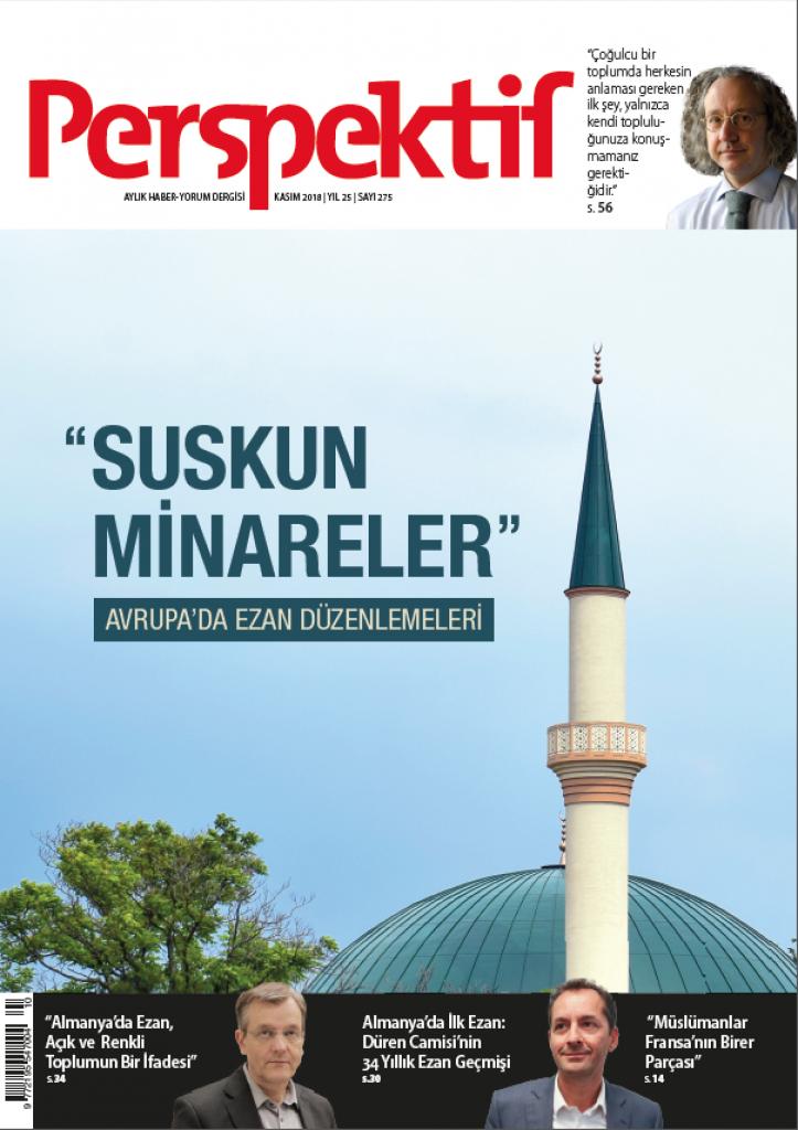 Suskun Minareler