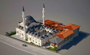 Fransa'da Camiye Belediye Yardımında Yılan Hikayesi