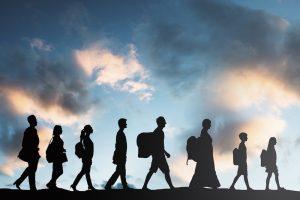 2050'ye Kadar 1 Milyardan Fazla Kişi Yerinden Olabilir