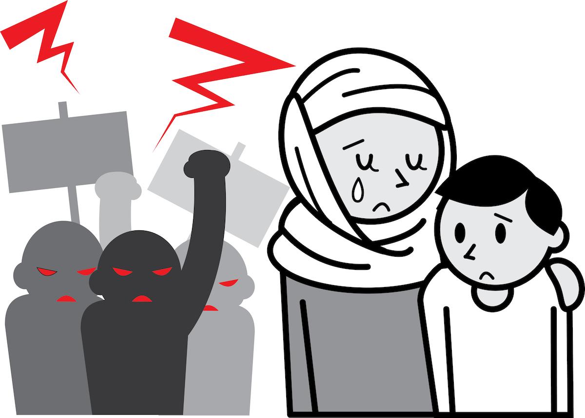 İslam Karşıtı Irkçılık Mağdurları Danışmanlık Hizmetine Erişebiliyor Mu?
