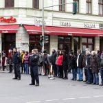Almanya'da Irkçılığa Karşı İnsan Zinciri
