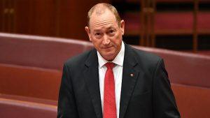 Avustralya Senatosu'ndan Irkçı Yorum Yapan Fraser Anning'e Kınama