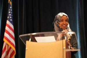 """ABD'nin İlk Müslüman Kadın Vekili Omar: """"Ölüm Tehditleri Alıyorum"""""""